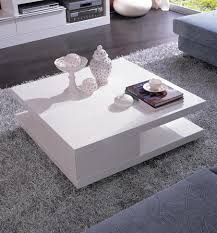 contemporary square coffee tables table remarkable white laminated