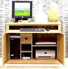 hideaway home office. Hidden Computer Desk Furniture Hideaway Home Office Workstation
