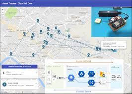 Gps Cellular Asset Tracking Using Google Cloud Iot Core Firestore