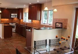 kitchen cabinet modern kitchen granite countertop cherry cabinet kalamazoo woman s remodeled kitchen includes
