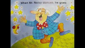 mr noisy s book of patterns kids book read aloud