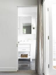 modern white tile floor. White Modern Bathroom With Black Marble Tile Floor W