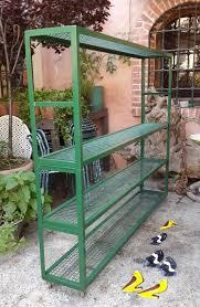 garden rack. Metal Garden Rack N