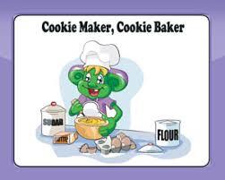 Cookie Maker Cookie Baker Story Twiggles