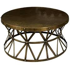 round coffee tables for why you should have a round coffee table round metal coffee