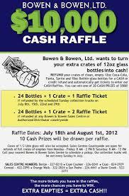 Cash Raffles 10 000 Cash Raffle For Bottles Ambergris Caye Belize Message Board