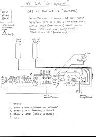 teleburster tl 1a aka g special page 16 Gfs Wiring Diagram Humbucker note, there is an slight error in the above schematic the 'gfs colours' list in the upper left should be green (hot) gfs humbucker wiring diagram