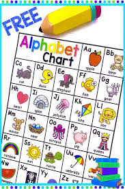 My Alphabet Chart Free Printable Alphabet Chart Homeschool Giveaways