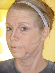 old age make up google search