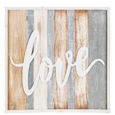 love wood wall art art gallery