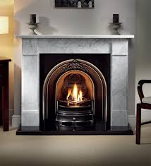 gallery brompton cararra marble fire surround direct cast iron outdoor fireplace unit outdoor cast iron fireplace stove