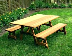 picnic table plans with separate benches picnic table with detached benches 8 ft picnic table picnic picnic table plans with separate benches