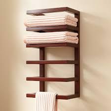 wood towel rack with hooks. Interior Wood Towel Rack With Hooks N