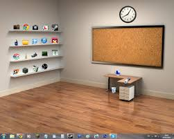 wallpapers for office. Empty Office Desktop Wallpaper Wallpapers For