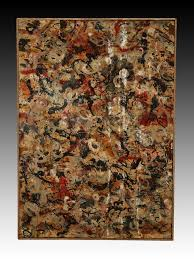 j levine auction and appraisals halted the planned auction of an alleged jackson pollock on