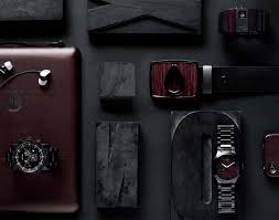 nixon s dark wood black collection of luxe watches for men