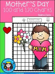 Mother Day Chart A Mothers Day Numbers 100 And 120 Chart