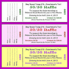 Raffle Tickets Printing Card Stock 100 Raffle Tickets Custom Stub Numbers Color Paper
