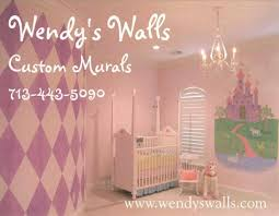 nursery murals by wendy s walls