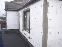 Fabulous Exceptional Insulating Exterior Walls Exterior Foundation - Insulating block walls exterior