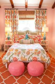 Peach Bedroom Room For Toddlers