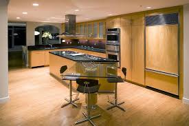 Bamboo Floor Kitchen Bamboo Flooring For Residential Kitchens