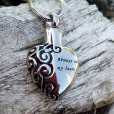 <b>My</b> Angel | Cremation or Keepsake Jewellery <b>Engraved</b>/With Text ...