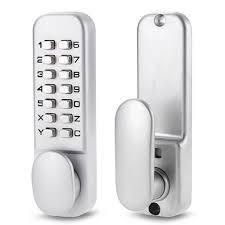 keypad front door lock2017 Wholesale Keyless Access Control Keypad Lock Mechanical