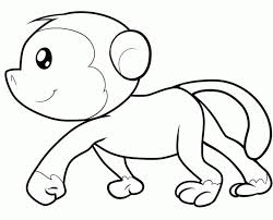 Print to start coloring these monkey coloring sheets now! 20 Free Printable Monkey Coloring Pages Everfreecoloring Com