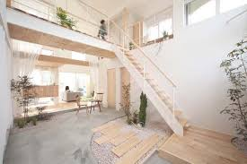 natural light office. alts design office kofunaki house natural light