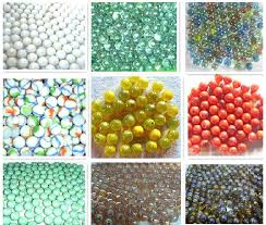 Decorative Marble Balls Colored Marbles For Vases Hotcrafts Colored Glass Balls 100mm Ball 21