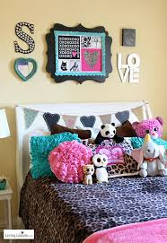 girls bedroom wall art ideas living