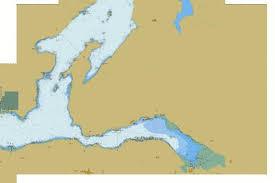 Ocean Charts Bc Vancouver Harbour Eastern Portion Partie Est Marine Chart
