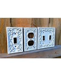 kitchen light switch covers kitchen. Modren Light Light Switch Cover Plate Cast Iron Farmhouse  Kitchen Decor Throughout Covers D