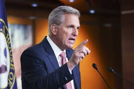McCarthy paints Iowa election dispute as Democratic hypocrisy