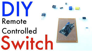 diy receiver controlled switch cheap and easy 4 steps diy receiver controlled switch cheap and easy