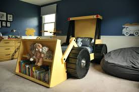 cool kids beds. Cool Kids Beds Bed Construction Truck Bulldozer