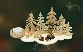 Tischschmuck Zum Basteln Wolke Wald