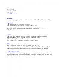 cosmetologist resume skills cipanewsletter cover letter cosmetologist resume sample cosmetologist resume