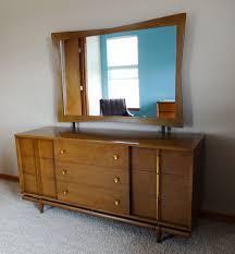 Mid Century Modern Bedrooms Mid Century Modern Bedroom Set Dresser Chest Nightstand Kent