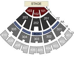 Molson Canadian Amphitheatre Toronto On Seating Chart