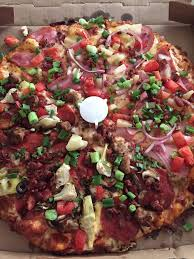 photo of round table pizza foster city ca united states half maui