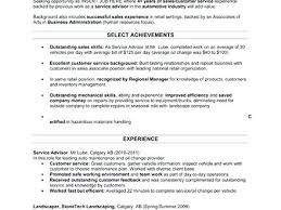 Service Advisor Sample Resume Best Of Service Advisor Resume Template Premium Samples Automotive