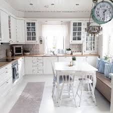 Shabby Chic Kitchen 80 Elegant White Shabby Chic Kitchen Wall Shelves Home Decor