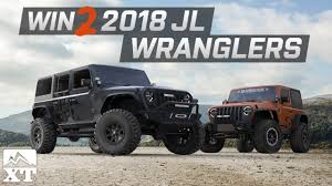 2018 jeep jl release date. interesting release jeep wrangler giveaway  win two 2018 jl wranglers  and jeep jl release date