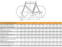 Cannondale Road Bike Size Chart Cannondale Caadx Size Chart Cannondale Caadx 105