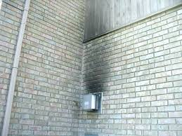 gas fireplace exterior vent cover exterior vents attractive ideas gas fireplace vent home designs regarding gas
