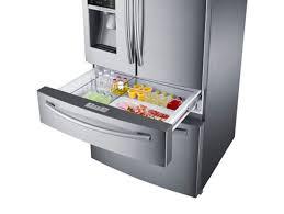 samsung refrigerator drawer.  Samsung FlexZone Drawer Inside Samsung Refrigerator A