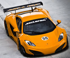 McLaren MP4-12C GT3 details and price announced - Photos (1 of 6)
