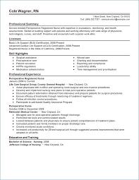 Medical Surgical Nurse Resume Igniteresumes Com